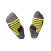 JG-343 Bamboo Cushioned Functional Sports Ankle Socks