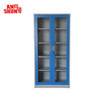 JAS-018 China cheap storage filing metal office filing furniture cold rolled steel glass cabinet