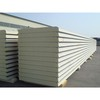 Polyurethane/PU/PIR Foam Sandwich Panel for Steel Structure/Workshop/Cold Storage/Clean room