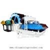 Dual Wheel Sand Washing and Recycling Machine