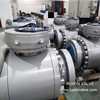China Manufacturer API608/API 6D/ANSI Trunnion Mounted BALL VALVE