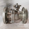 CF8.CF8M Stainless Steel Ball Valve Floating Type