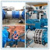 Adjustable ductile cast iron/stainless steel/carbon steel pipe fitting dismantling joint