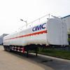 4 Axles 90000 Liters Petroleum Tanker Trailer