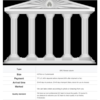 Factory selling GRC/gfrc roman pillar and columns