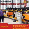 rebar bending machine luyuan made sinorebar brand