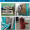 High quality epoxy insulators apg clamping machine for secondary bushing