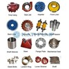 slurry pump parts  centrifugal slurry pump parts  OEM pump parts factory   pump parts supplier