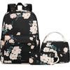 Twinkle Custom Logo Leisure Fashion Durable School Laptop Backpack Set
