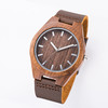 Wooden watches for men Christmas gift OEM ODM customized