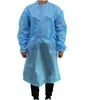 Disposable PP pe Isolation Gowns