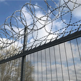 358 Security mesh fence