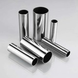 Tianjin stainless steel welded round pipe per meter