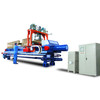 Fully Automatic Chamber Filter Press with CE Certificate Fully Automatic Chamber Membrane Filter Press for Silica Waste Water Treatment