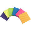 Self-Stick Bright Color Lined Sticky Notes for Office, School and Home