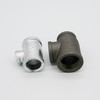 Malleable Iron Pipe Fittings, Gi Fittings, Plumbing Fittings (Reducing Tee)
