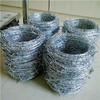 Electro Galvanized Barbed Wire     concertina wire for sale    razor wire manufacturer