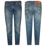 Good Ripped Broken Modern Men Biker Denim Jeans
