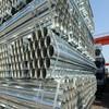 Galvanized Scaffolding Steel Pipe BS1139 En39 Gi 48.3 / 48.6mm Hot Dipped Galvanized Scaffolding Steel Pipe
