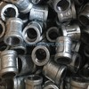 Socket- Banded Hot-dipped Galvanized Malleable Iron Pipe Fittings with BS Thread