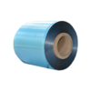 single side 0.025mm aluminum PET film tape Material rewinding by spool
