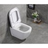 Cheap price Wall hanging wc toilet water closet