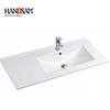 sanitary ware sink vanity counter top wash basin for bathroom furniture