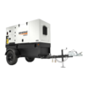 GENERAC 21KW (PRIME) / 23KW (STANDBY) SKID-MOUNT DIESEL GENERATOR W/ ISUZU ENGINE
