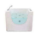 Baby Spa Tub Wholesale Newborn Bath Tub Bubbling Spa & Shower K-531B