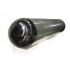 Steel Liner Full-wrapped Composite CNG Cylinder for Vehicles