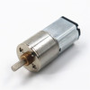 High Quality 16mm dc gear motor 3v 6v spur geared dc motor 16A030