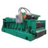 Drilling fluid vibrating screen