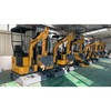 1 Ton CE Small Hydraulic Backhoe Hydraulic Excavator Japanese Japan Excavator