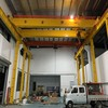 2021 Double girder overhead crane with electric hoist