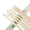 Chinese one-time bamboo round chopsticks