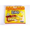 Lipo cream egg cookies