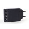 hot selling 4.8A 4 USB prot charge adapter GS 4.8A wall charger AC charger hight quality travel charger