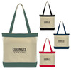 Cotton & Polyester Totes Large Boat Tote