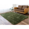 Shaggy Flannel Carpet Living Room Rug