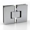 360 degree glass to glass brass glass door hinge