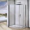 Hot Sale Bathroom Circular Sector Glass Shower Cabin